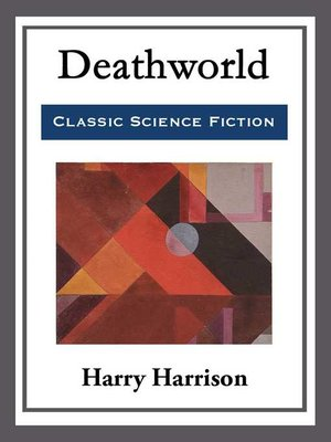 cover image of Deathworld